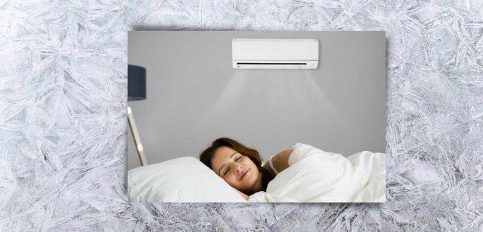 temperatura ideal del aire acondicionado para dormir